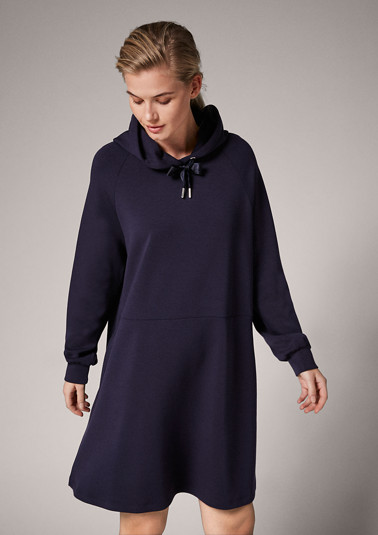 Hooded dress from comma