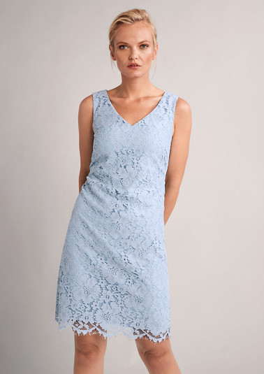 Floral lace dress from comma