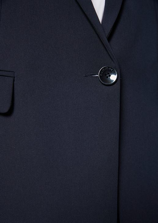 Blazer mit Taillierung