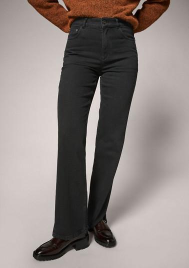Regular: Wide leg-Hose