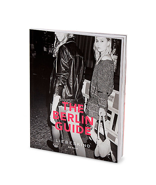 The Berlin Guide from liebeskind