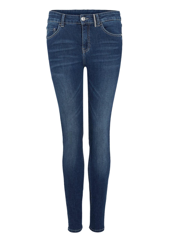 slim jeans mit glitzer detail kaufen s oliver shop. Black Bedroom Furniture Sets. Home Design Ideas