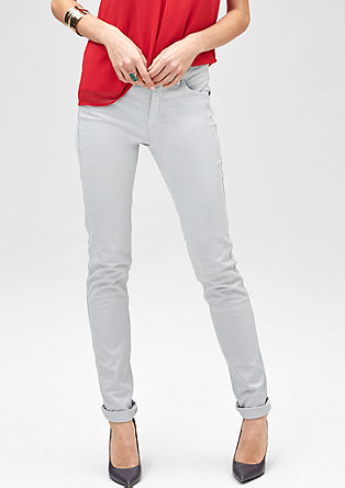 Slim: Colored Stretch-Jeans