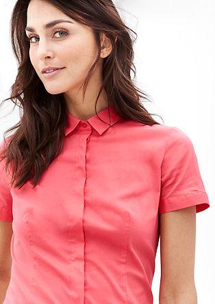 Raztegljiva bluza s kratkimi rokavi
