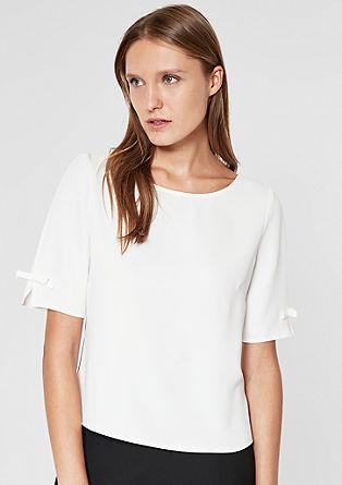 Bluzna majica s pentljami