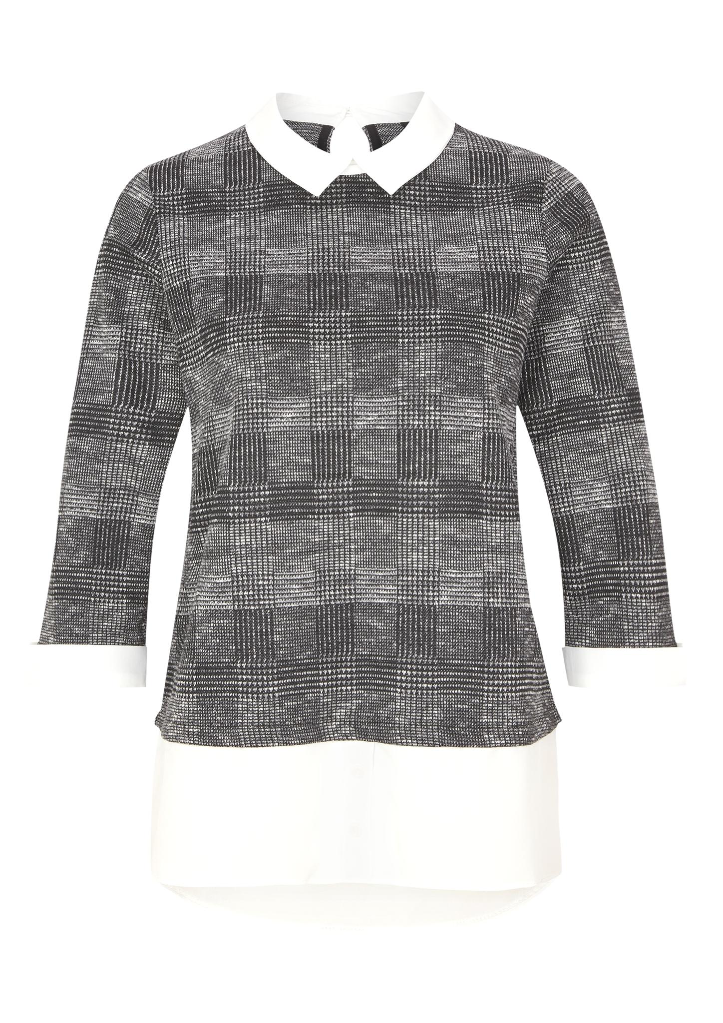 Image of Layer-Shirt mit 3/4-Arm
