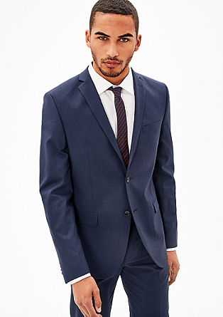 Cosimo Slim: Stretchy tailored jacket from s.Oliver
