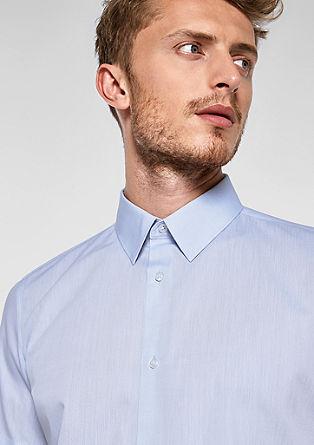 Slim Fit: Elegantna srajca s kratkimi rokavi