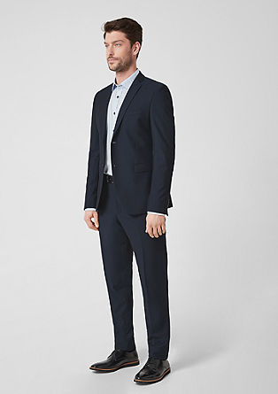 Cesano Slim: business suit from s.Oliver