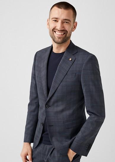Slim: glenčekové sako – limitovaná edice