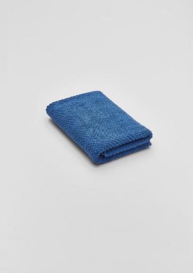 Frottier-Handtuch mit Struktur