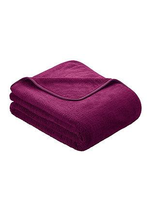 Heerlijk zachte Wellsoft deken