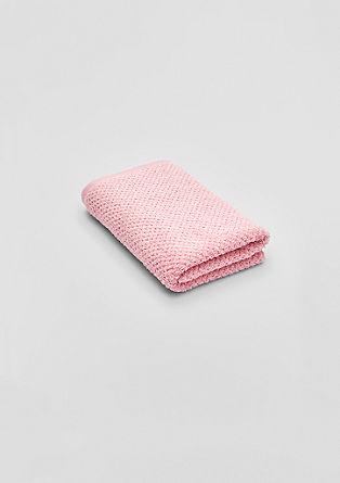 Kuscheliges Frottier-Handtuch