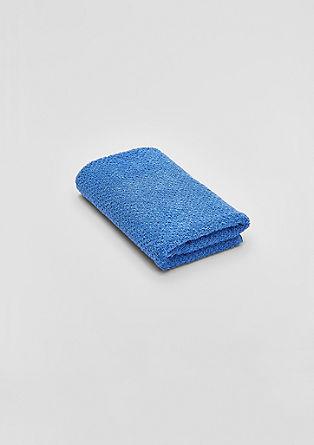 Kuschliges Frottier-Handtuch