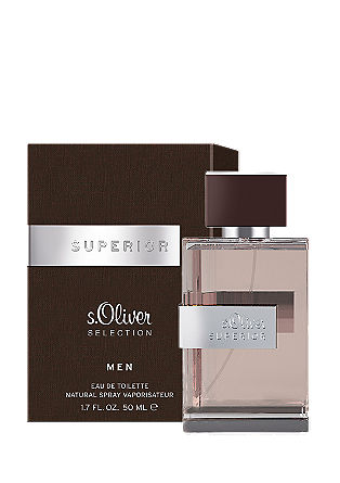 SUPERIOR Eau de Toilette, 50 ml