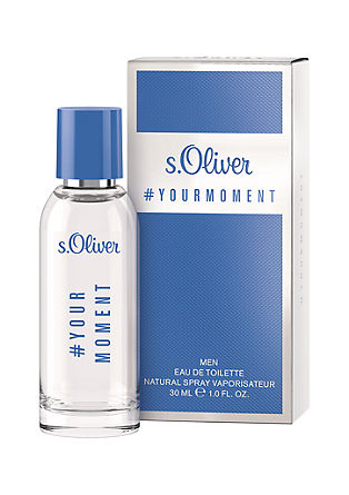 Eau de toilette #YOUR MOMENT 30 ml de s.Oliver