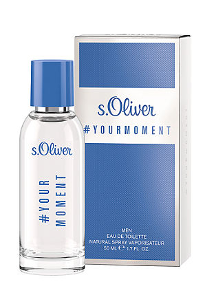 Eau de toilette #YOUR MOMENT 50 ml de s.Oliver