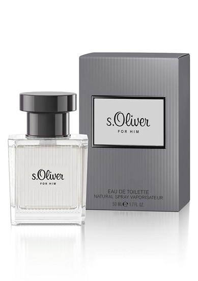 s.Oliver For Him E.d.T. 50ml