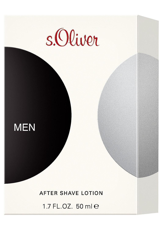 s oliver man aftershavelotion 50 ml bestellen s oliver online shop. Black Bedroom Furniture Sets. Home Design Ideas