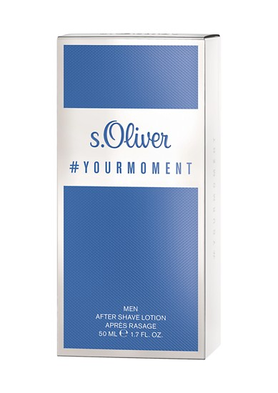 #YOUR MOMENT aftershavelotion 50 ml