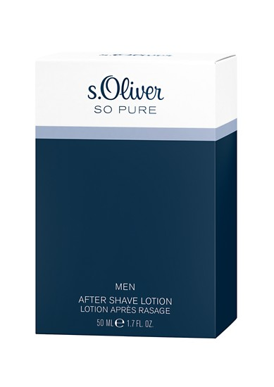 SO PURE After Shave Lotion 50 ml