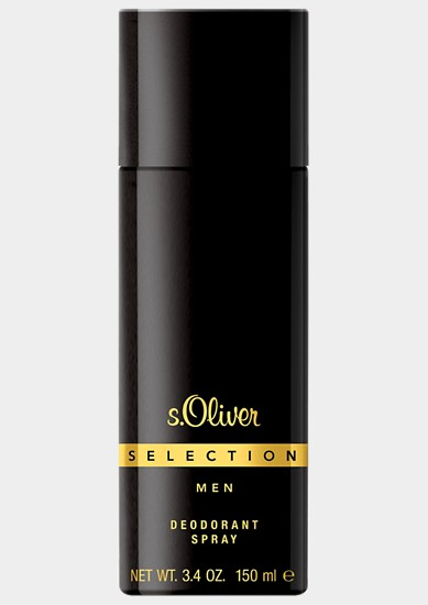 SELECTION MEN Deodorant Spray de s.Oliver