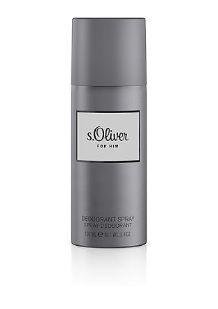 s.Oliver For Him Deo razpršilo, 150 ml