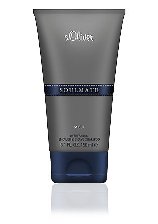 SOULMATE Shower & Shave Shampoo