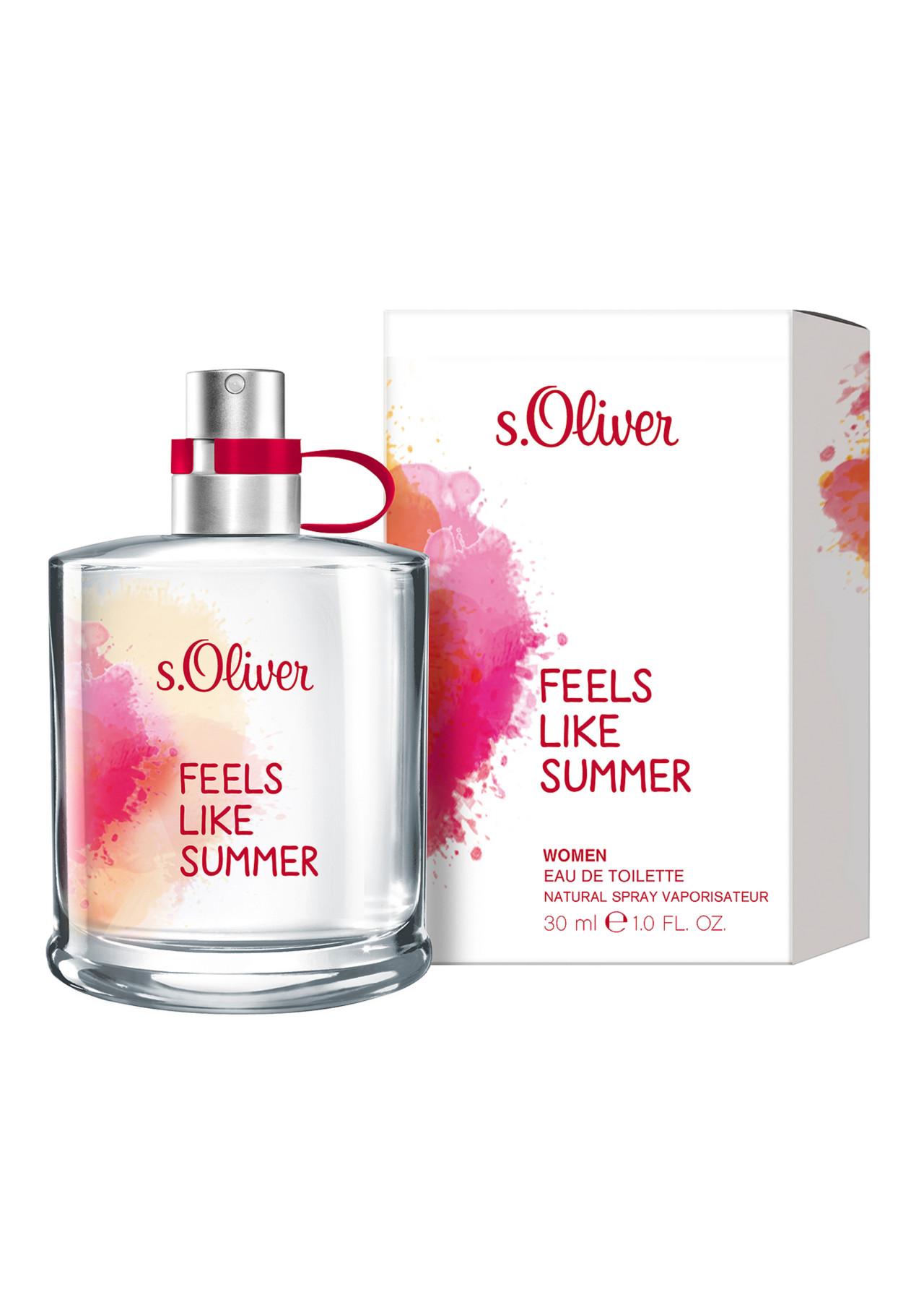 s.Oliver Feels Like Summer Women 2019 | Duftbeschreibung
