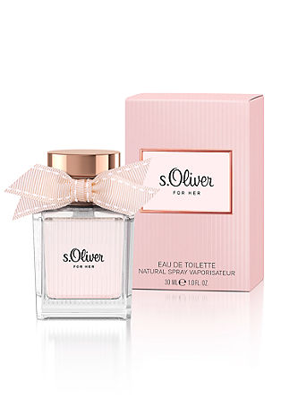 s.Oliver For Her E.d.T. 30ml