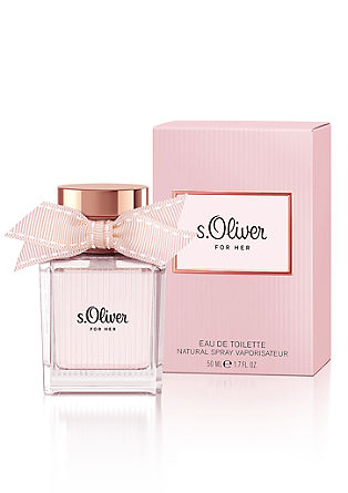 s.Oliver For Her E.d.T. 50ml
