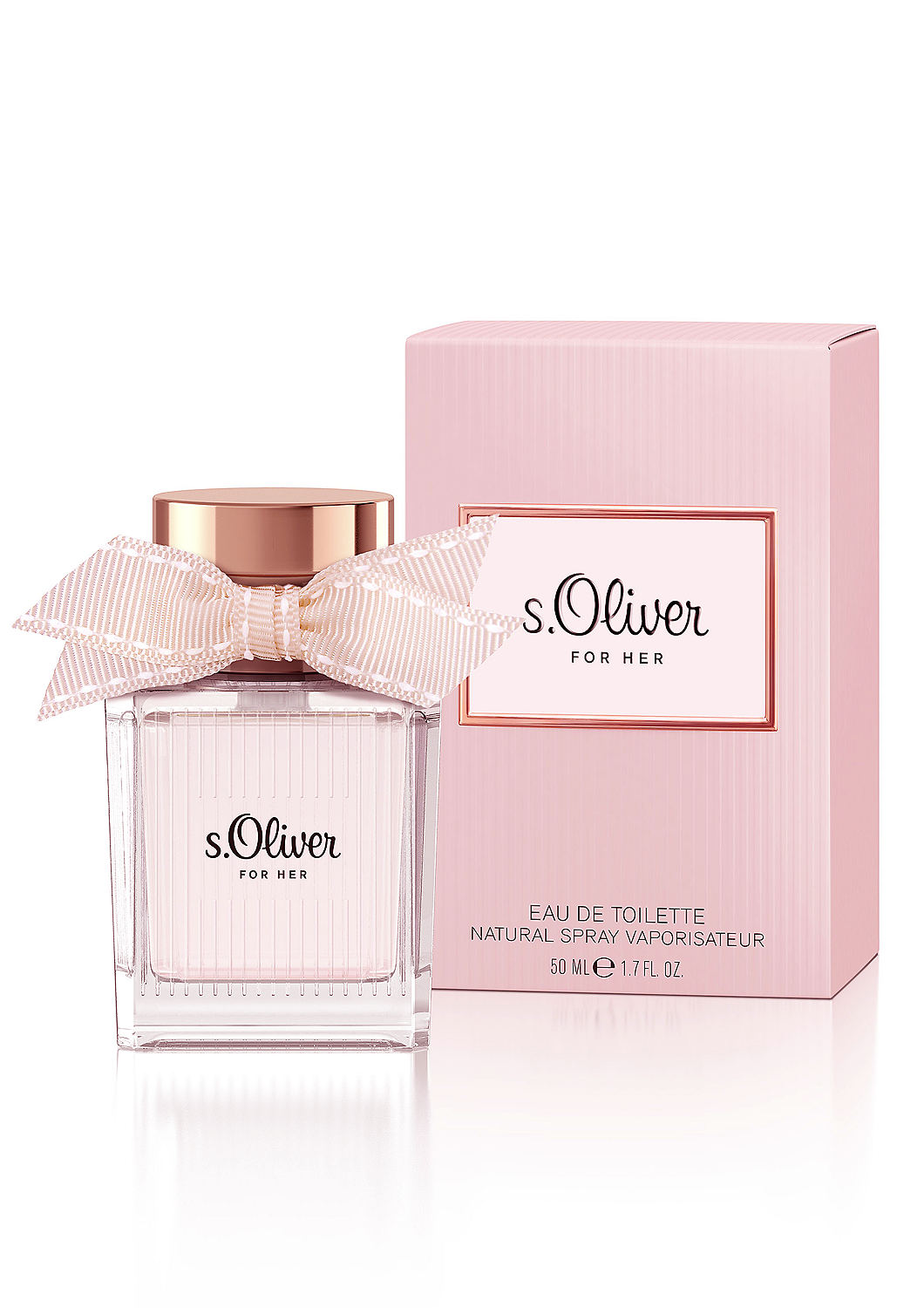 s.Oliver For Her E.d.T. 50ml kaufen | s.Oliver Shop
