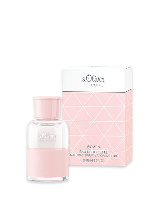 SO PURE eau de toilette, 30 ml