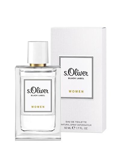 Eau de Toilette Black Label Women 50 ml de s.Oliver