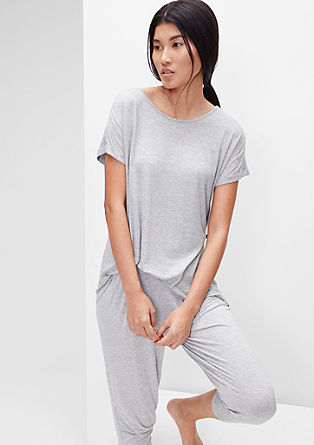 Asymmetric oversized T-shirt from s.Oliver