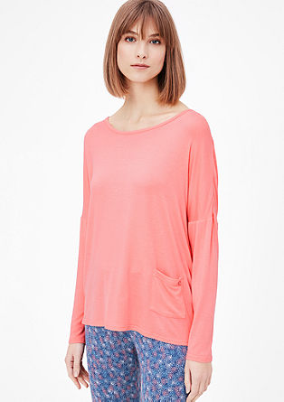 Comfortable long sleeve top from s.Oliver