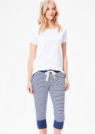 3/4-length pyjama bottoms from s.Oliver