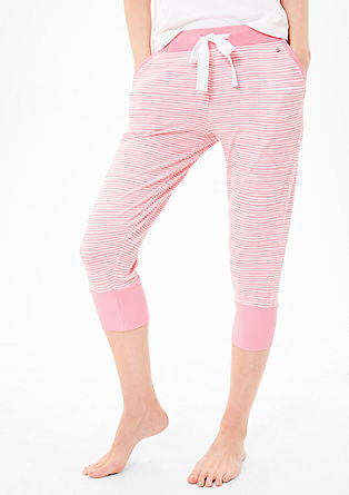 Striped pyjama bottoms from s.Oliver