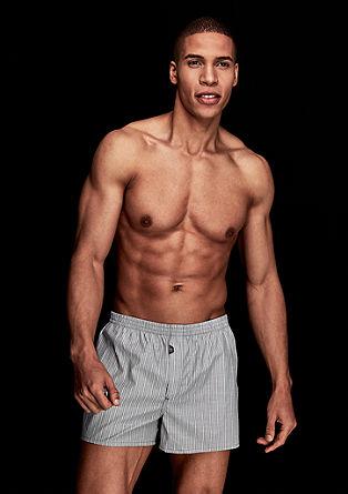 2er- Pack Baumwoll-Boxershorts