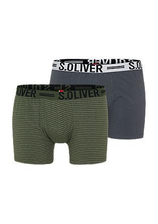 2er-Pack Big Size-Jerseyboxer