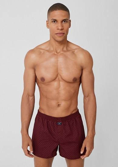 2er-Pack Boxershorts aus Baumwolle