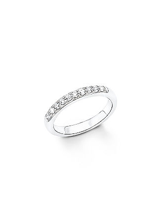 Silber-Ring mit Zirkonias