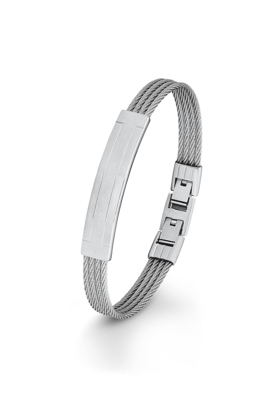 Armband   Schmuck > Armbänder > Sonstige Armbänder   Silber   Edelstahl   s.Oliver