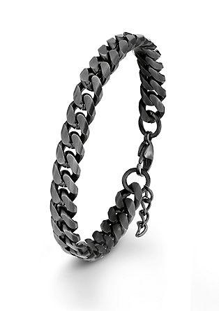 Gourmette-armband van edelstaal