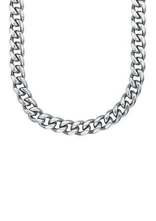 Panzer-Halskette aus Edelstahl