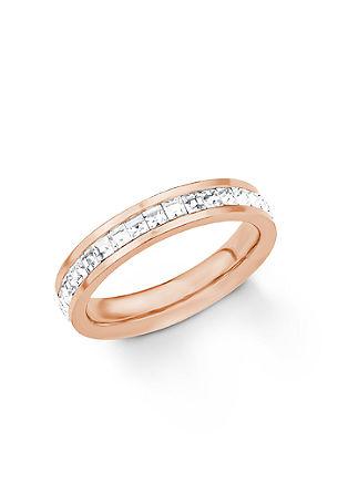 Ring met Swarovski® kristalletjes