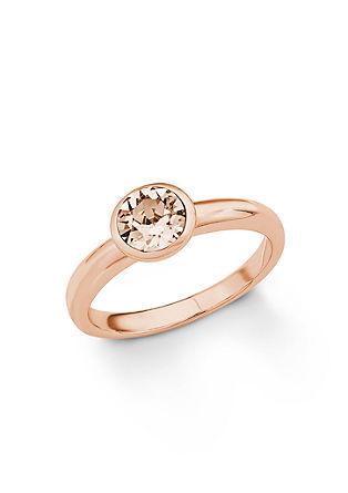 Ring mit Swarovski® Kristall