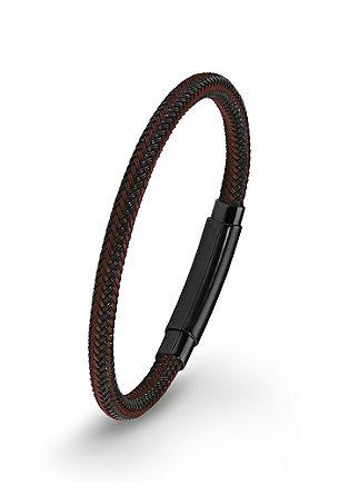 Armband IP BLACK Edelstahl