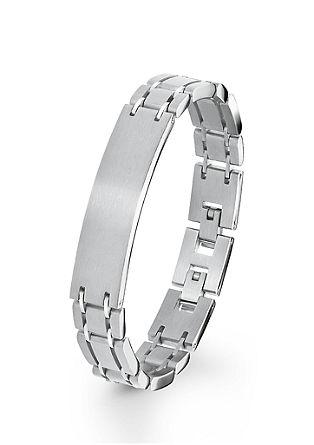 ID-armband van edelstaal