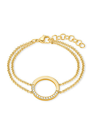 Armband IP GOLD edelstaal